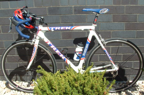 Up Close:Trek's 2010 Madone 6 Series And Lance Bike History   Road