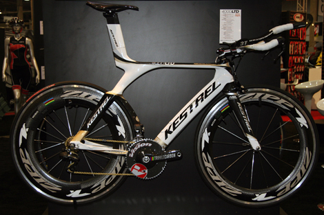 ed08f12b98b Kestrel was showing off their new 4000 PRO SL. The 4000 PRO SL is Kestrel's  top of the line, UCI legal time trial bike. Although wind tunnel data is  being ...