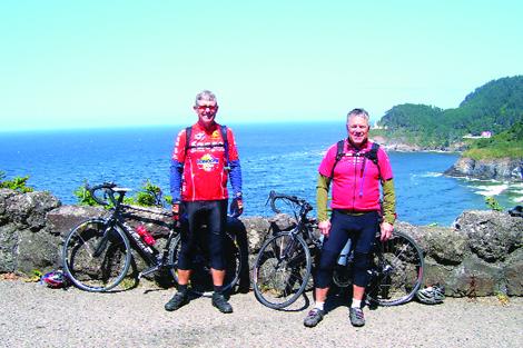 Ultimate Training: Vancouver To Tijuana   Road Bike Action