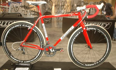 Interbike Tech Report The Finale Road Bike Action