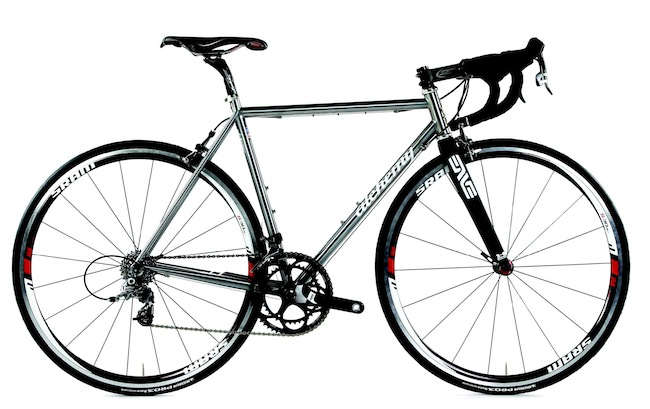 The Surge of Stainless Steel | Road Bike Action