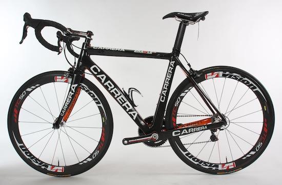RBA Test: Carrera Erakle TS | Road Bike Action