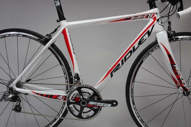 Rba Test Ridley Fenix Road Bike Action