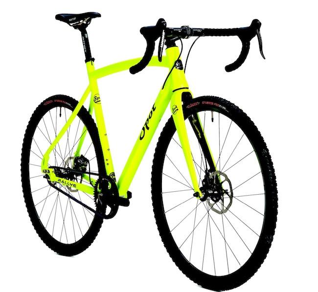 Single Speed Cyclocross Bikes 2011