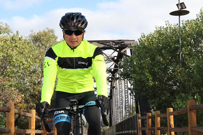 Capo Cycling is a California-based company that produces all of its  garments in Italy. The Leggero wind jacket is comprised of no less than  three different ... e3f3a1070