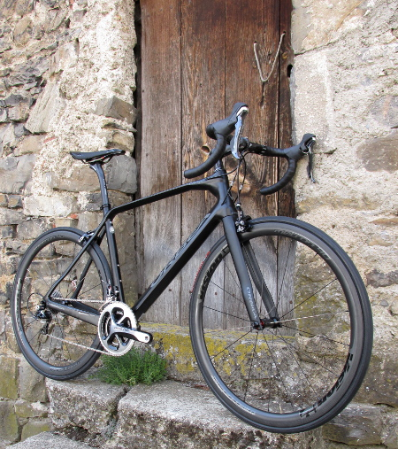 First Look Orbea S New Orca Avant Road Bike Action