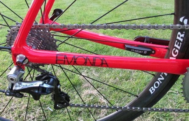 First Look Trek Emonda Road Bike Action
