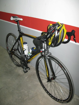 Road Bike Action Tech Exclusive: Lance Armstrong's