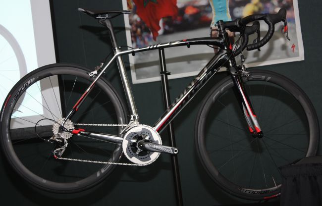 Captivating Itu0027s A Full Fledged S Works (i.e. Top Of The Line) Version Of The Companyu0027s  Aluminum Allez ...