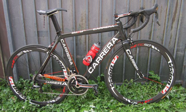 Lunch Ride Review Carrera Erakle Ts Road Bike Action