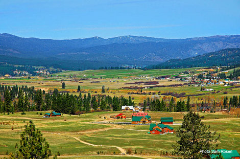 Garden Valley/Crouch Is Nestled Along The Wildlife Canyon Scenic Byway,  Approximately One Hour North Of Boise, Idaho. The Valley Is Home To  Exceptional ...
