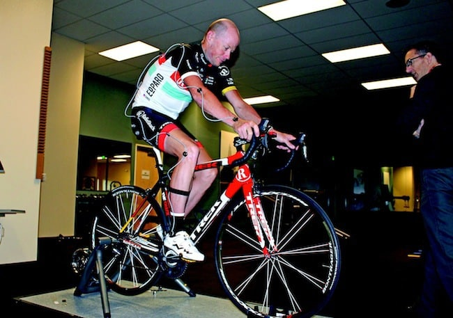 Getting Fit With Chris Horner