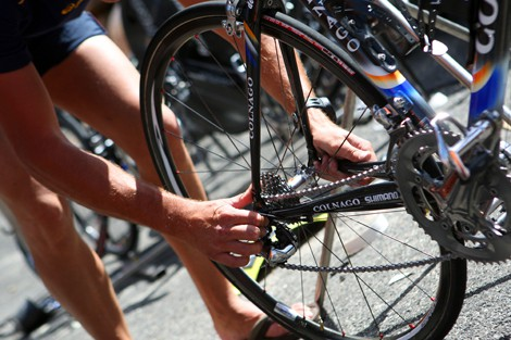 Ask Rc Another Thought On Tire Pressure Road Bike Action