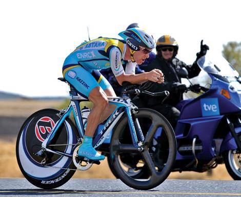 Vuelta 2008 5e etappe