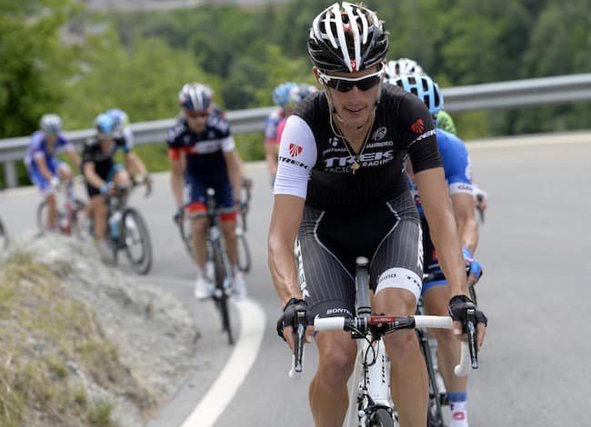 Andy Schleck Pulls Out Of Tour De France Road Bike Action