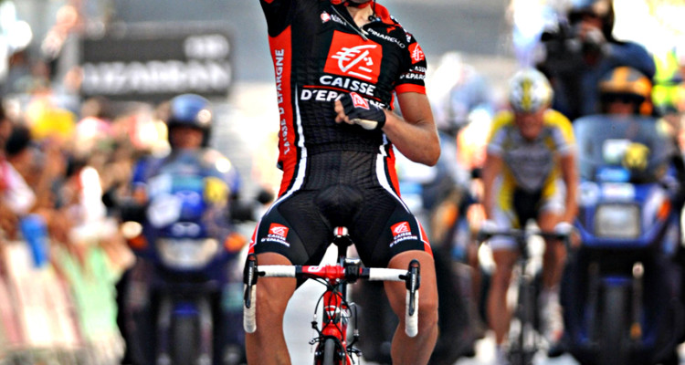 Vuelta 2008 19e etappe