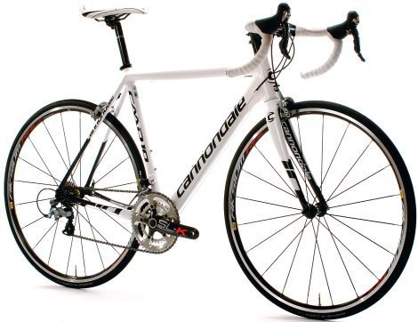 Cannondale CAAD10 | Road Bike Action