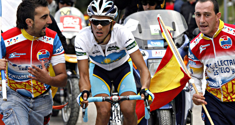 TOUR OF SPAIN - STAGE THIRTEEN