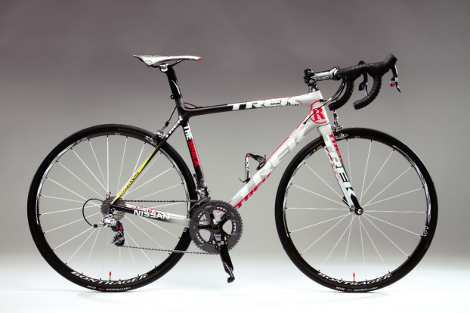 TREK MADONE 6 9: Carbon dating and the legacy of yellow