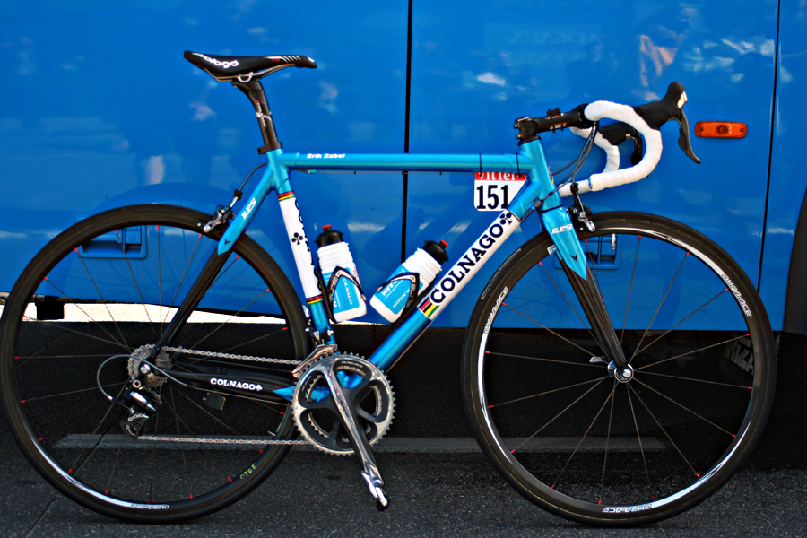 Road Bike Action Erik Zabel S Team Milram Colnago Eps