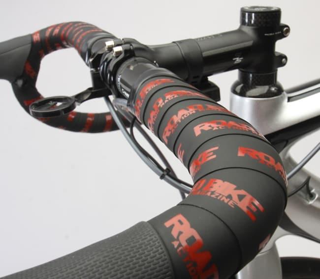Lunch Ride Review Zevlin Big40 Handlebar Tape Road Bike Action