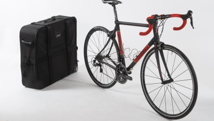 The Break-Away and its travel bag are an impressive solution to beating airline fees and the hassles of lugging around a massive bike bag.