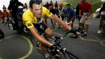 Caso Lance Armstrong Doping 2012
