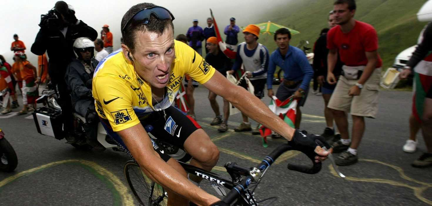 Lance Armstrong Versus Game Theory | Road Bike Action
