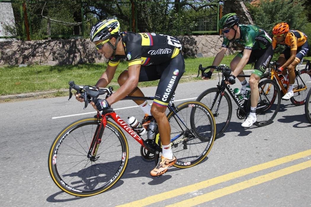 Columbia Cycling Team Tour De France