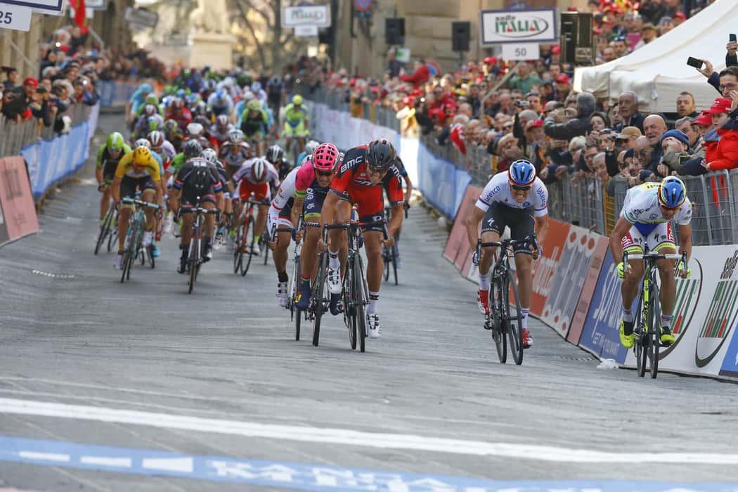 Tirreno-Adriatico: Stage 3, Results