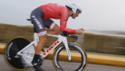 Cancellara in his element, the time-trial at Tirreno-Adriatico.