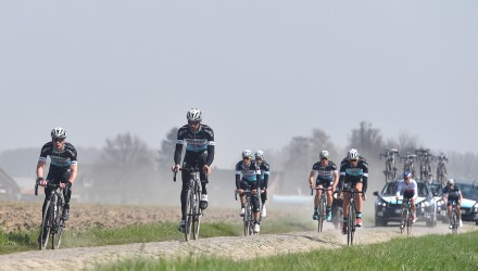 Cycling: Training Paris-Roubaix 2015