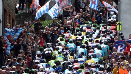 The Ardennes Classics always produce some of the most colorful racing throughout the year.