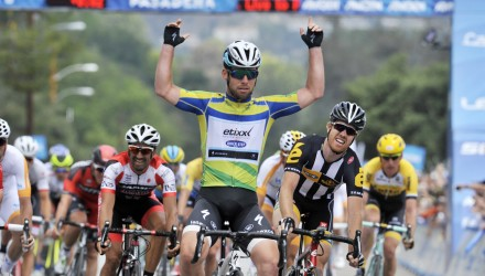 Ultimately, Stage 8 was won by Etixx-Quick-Step's Mark Cavendish.
