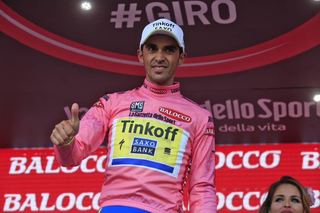 Giro D'Italia: Stage 5, Top 10 Photos