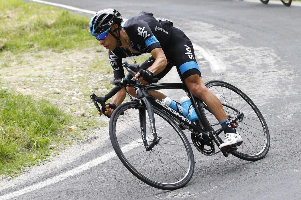 Team sky 39 s richie porte quits giro d 39 italia road bike action for Richie porte team sky