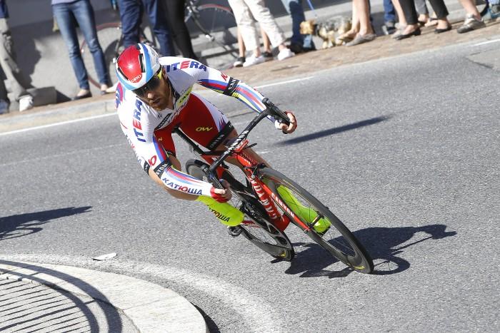 Giro d' Italia 2015 - 98a Edizione - 17a tappa Tirano - Lugano 134 km - 27/05/2015 - Luca Paolini (Katusha) - foto Luca Bettini/BettiniPhoto©2015