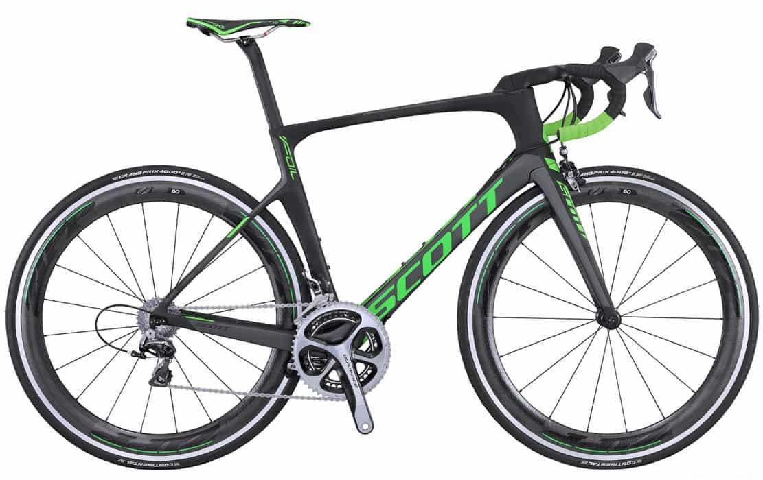 First Look 2016 Scott Foil Aero Road Bike Road Bike Action
