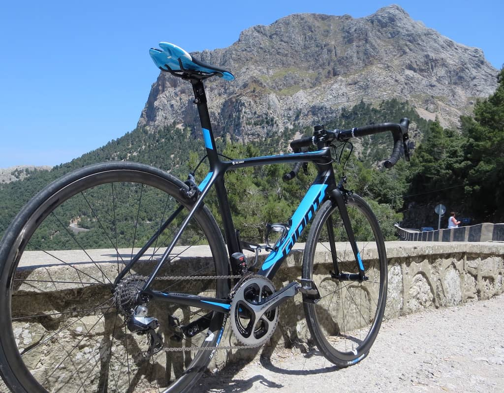 Being There: Giant Targets The Climbers With New TCR Road Bike