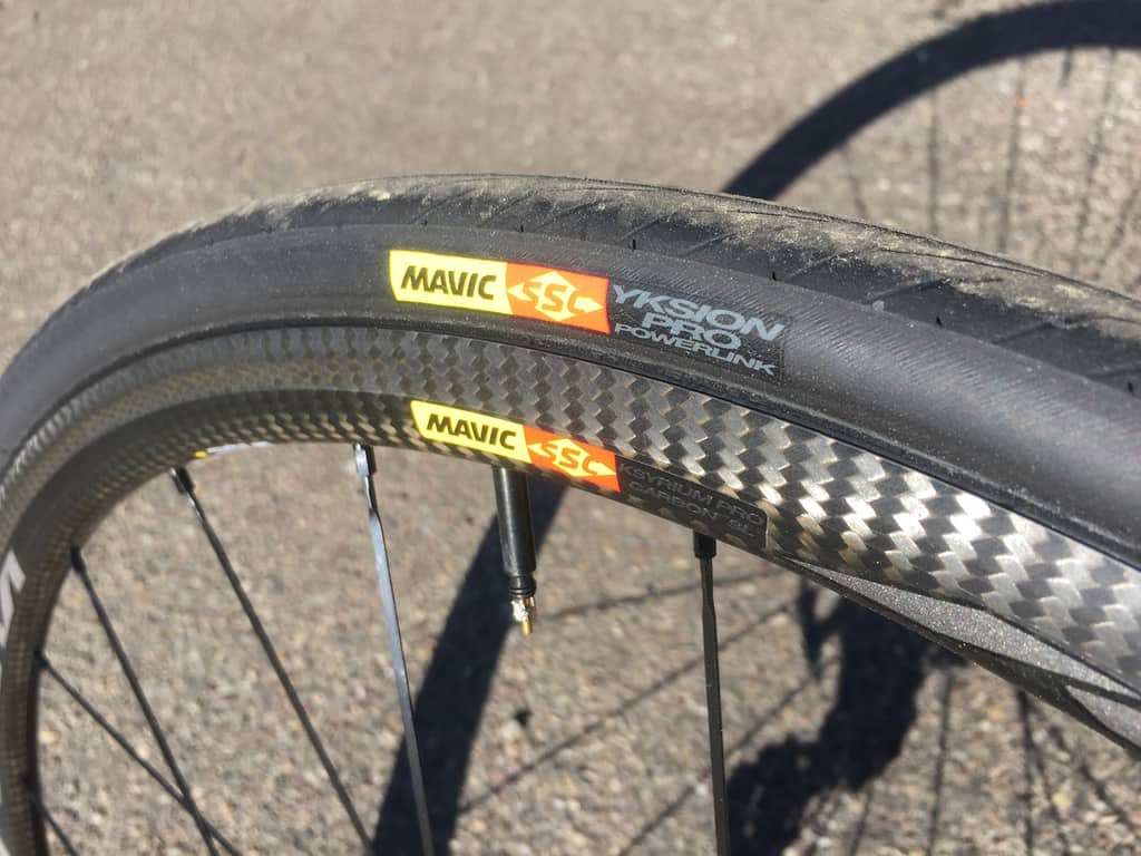 FIRST RIDE: NEW MAVIC KSYRIUM ADDS WIDTH AND CARBON | Road