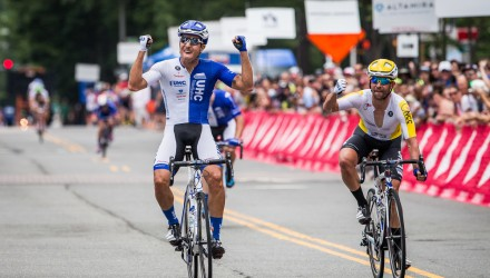CRYSTAL CITY, VA - JUNE 14: Air Force Cycling Classic on June 14, 2015 in Crystal City, Virginia. (Photo by Jonathan Devich/Getty Images) *** LOCAL CAPTION ***