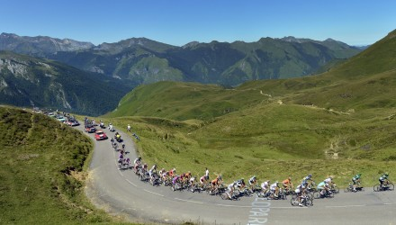 Tour de France 2012 - 16a tappa Pau - Bagneres de Luchon 197 km - 17/07/2012 - Veduta - PN/BettiniPhoto©2012