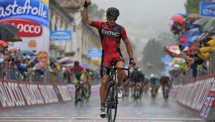 Giro d'Italia 2015 - 98a edizione - 12a tappa  Imola - Vicenza (Monte Berico) 190 km - 21/05/2015 - Philippe Gilbert (BMC) - foto Roberto Bettini/BettiniPhoto©2015