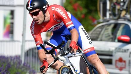 Tour de Suisse 2015 - Prologo Risch Rotkreuz - Risch Rotkreuz 5.1 km - 13/06/2015 - Tom Dumoulin (Giant - Alpecin) - foto Graham Watson/BettiniPhoto©2015