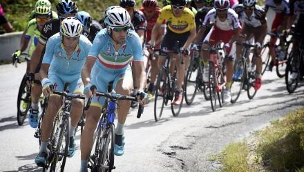 Criterium du Dauphine 2015 - 8a tappa Saint Gervais les Bains - Modane Valfrejus 156,5 km - 14/06/2015 - Vincenzo Nibali (Astana) - foto Vincent Kalut/PN/BettiniPhoto©2015