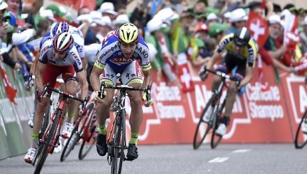Tour de Suisse 2015 - 3a tappa Quinto - Olivone 117.3 km - 15/06/2015 - Peter Sagan (Tinkoff - Saxo) - foto Vincent Kalut/PN/BettiniPhoto©2015