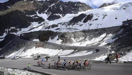 Tour de Suisse 2015 - 5a tappa Unterterzen/Flumserberg - Solden/Rettenbachgletscher 237.3 km - 17/06/2015 - Veduta - foto Vincent Kalut/PN/BettiniPhoto©2015