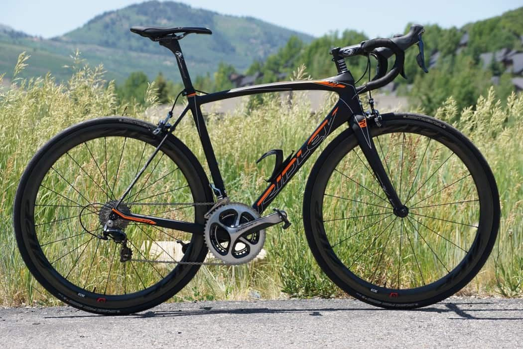 Road Bike Action First Ride 2016 Ridley Fenix Sl Road Bike