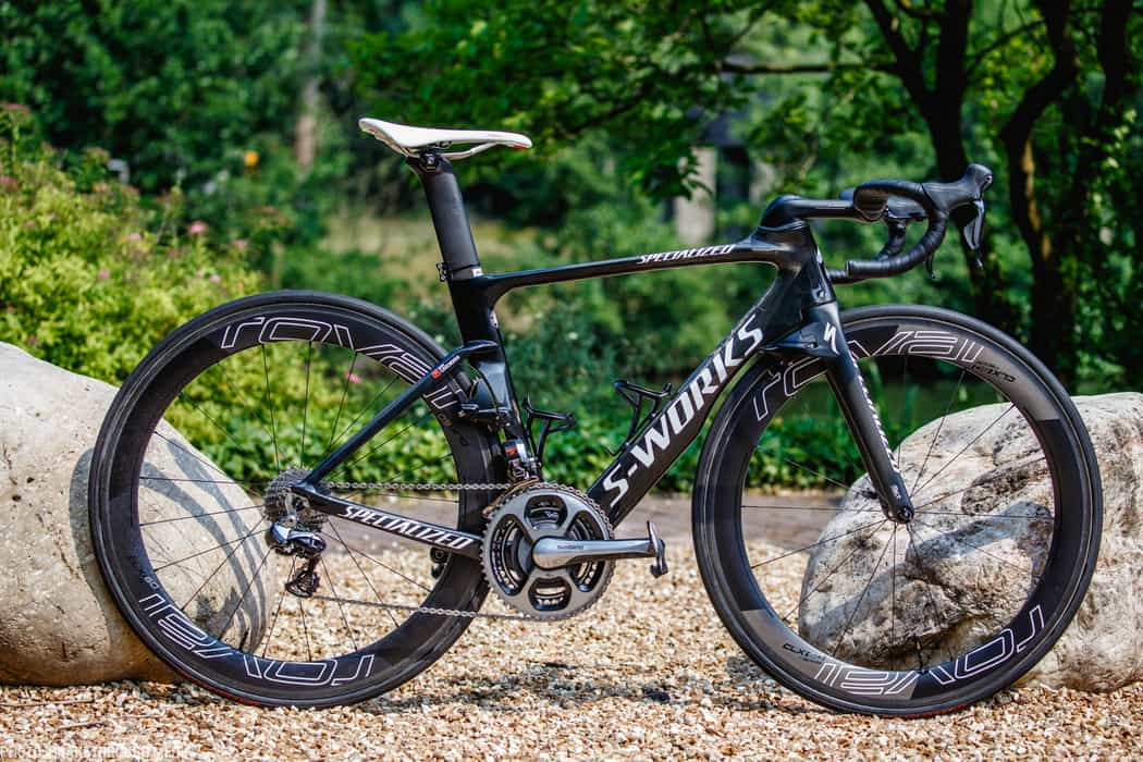 Pro Bike: Mark Cavendish's Specialized S-Works Venge | Road