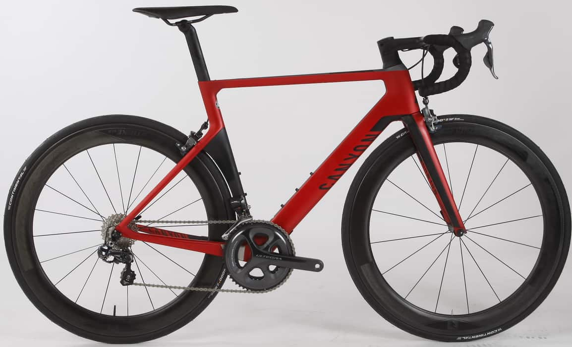 At Last - Canyon Bicycles To Land In America | Road Bike Action
